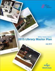 Cover of Final Library Master Plan