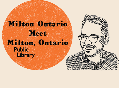 Takes you to Milton Public Library's crowdcast event registration website